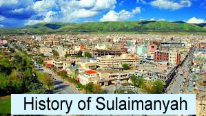 History-Sulaimanyah