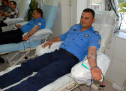 Immigration Officers & staff donated blood