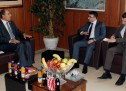 Romanian Consul Visited Sulaimanyah Immigration